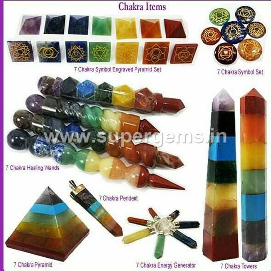 Picture of 7 chakra item