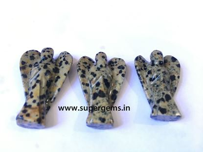 Picture of dalmation jasper angel