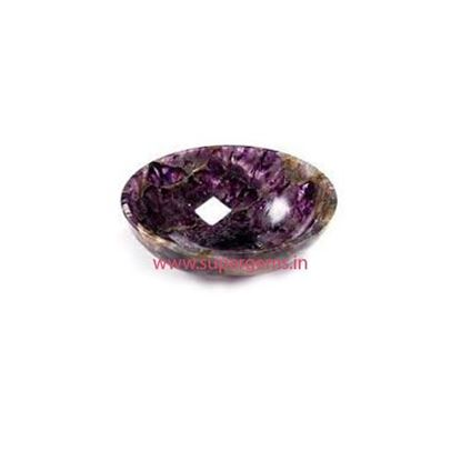 Picture of amethyst bowl