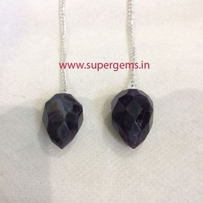 Picture of AMETHYST GRAPES PENDULUMS