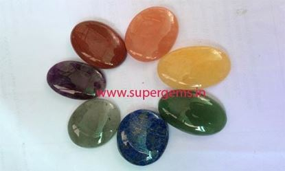 Picture of chakra oval set