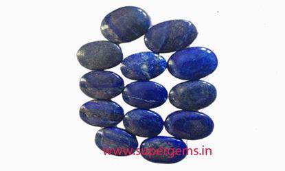 Picture of lapis lazuli cabs