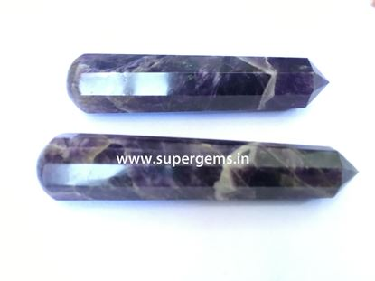 Picture of amethyst heling wand