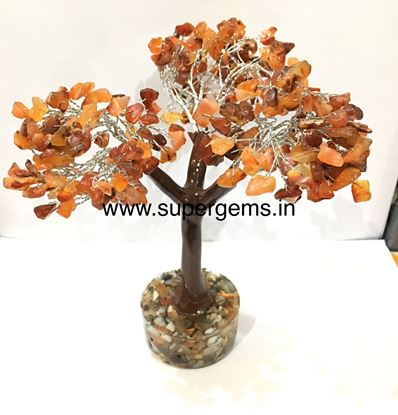 Picture of carenlian 300 stone orgonite base tree