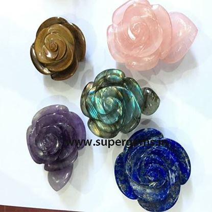 Picture of MULTI CRYSTAL FLOWER